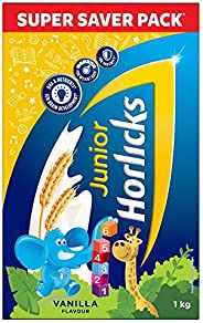 Horlicks Junior Health & Nutrition Drink Vanilla Refill,