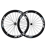 ICAN Ruedas de Carretera de Carbono 50mm Cubierta - Best Reviews Guide