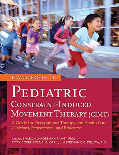 Handbook of Pediatric Constraint-Induced Movement Therapy (CIMT) -