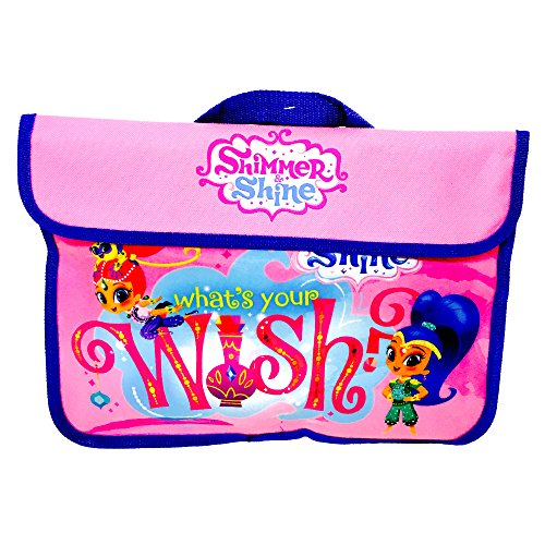 51eK4BBMmDL. SS500  - Shimmer and Shine CAT-DB-13010 Shimmer & Shine Document Messenger Bag