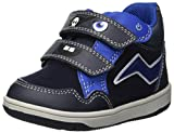 Geox Baby Jungen B New Flick Boy C Sneaker, Blau (Dk Navy/Royal C4184), 24 EU