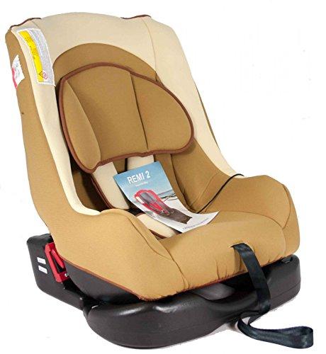 UNITED-KIDS Autokindersitz GALAXY, Creme (0-18 kg) Sonderpreis wegen Lagerräumung