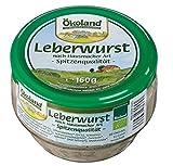 Ökoland Bio Leberwurst (1 x 160 gr)