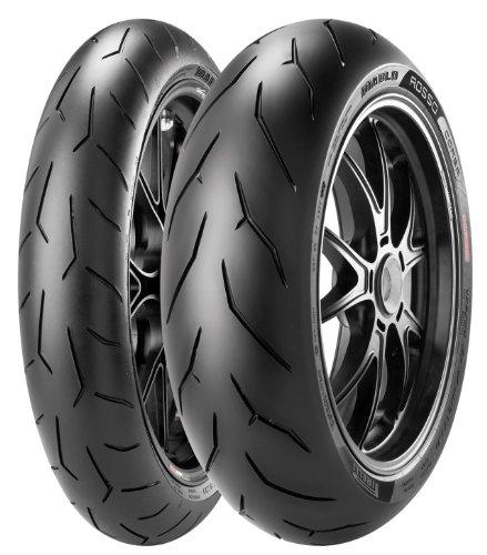 Pneumatici Pirelli DIABLO ROSSO CORSA 180/60 ZR 17 M/C (75W) TL Posteriore RACING STREET    gomme moto e scooter