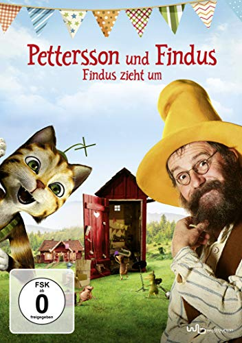 Pettersson und Findus - Findus zieht um