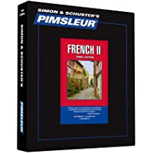 Pimsleur French Level 2 CD: Learn to Speak and Understand French with Pimsleur Language Programs (Comprehensive / Pimsleur Language Program)