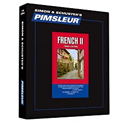 Pimsleur French Level 2 Cd: Learn To Speak & Understand French With Pimsleur Language Programs
