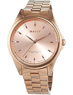 GANT Damen-Armbanduhr ROCHELLE Analog Quarz Edelstahl beschichtet W70562