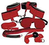 Bad Kitty Exotic Wear Red Giant Bondage-Set 8teilig
