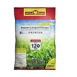 WOLF-Garten Rasen-Langzeitdünger »Premium« 120 Tage LE 450, 3830045