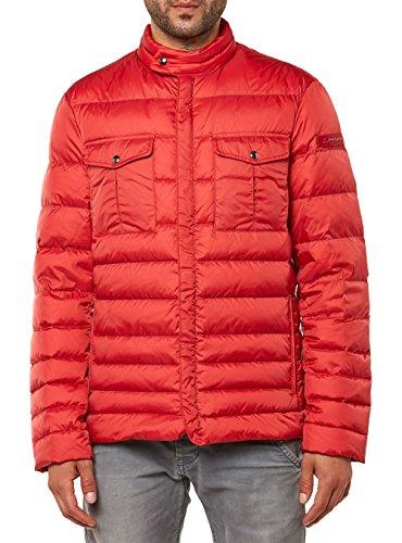 Preisvergleich Produktbild PEUTEREY JACKE HERREN DAUNENJACKE BENQ ROT RED MEN,  Größe:XL
