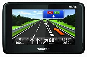"""TomTom GO LIVE 1000 4.3"""" Sat Nav with Europe Maps (45 Countries) (discountinued by manufacturer)"""