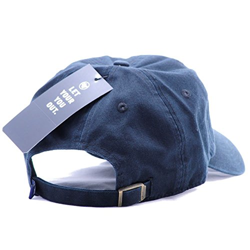Gorra 47 Brand – Mlb New York Yankees Clean Up Curved V Relax Fit negro