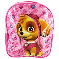 Paw Patrol Backpack Pink Bags & Accessories Synthetic Material Kids Bags Pink