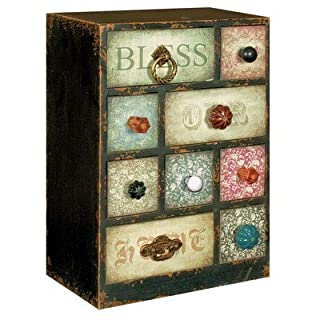 Gifts and Accessories With Our Blessings 9 Drawer Chest