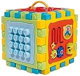 Lisciani Giochi Carotina Baby Super Cubo Mille attività,, 68357