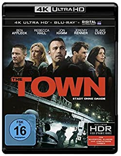 The Town - Stadt ohne Gnade (4K Ultra HD + 2D-Blu-ray) (2-Disc Version)
