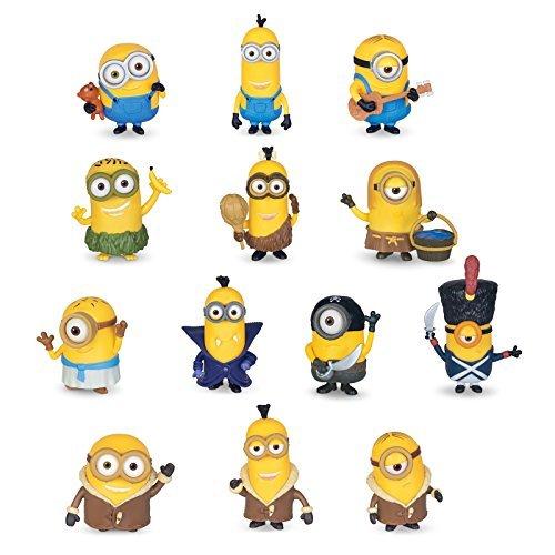 MIN - Action Figuren Minions (1 Stück)