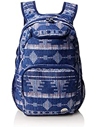 Roxy Shadow Swell - Mochila casual, color azul, 24 litros, 40 cm