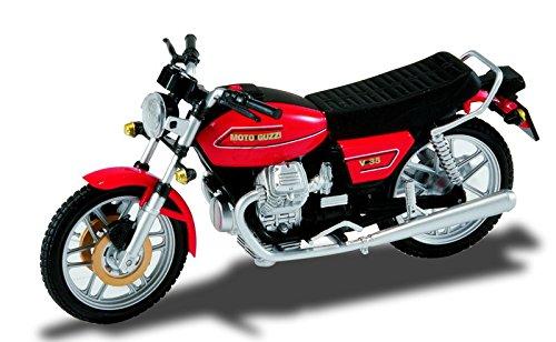 Preisvergleich Produktbild Moto Guzzi V35 Motorcycle 1:24 Model 99011