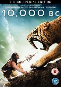 10,000 BC (2 Discs) [DVD] [2008]