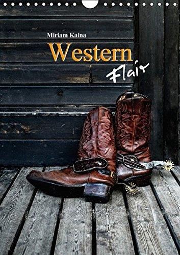 Western Flair (Wandkalender 2016 DIN A4 hoch): Fotografien mit Country Feeling (Monatskalender) (Monatskalender, 14 Seiten)