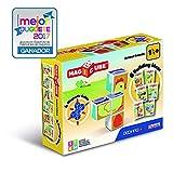 Geomag- Animal Friends Gioco di Costruzione con Cubetti Magnetici, Multicolore, PF.331.132.00