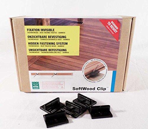 Terrassendielen Clip Set