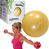MSD softmed 1kg balón medicinal 12cm suave inflable bola pesas Pilates Fitness