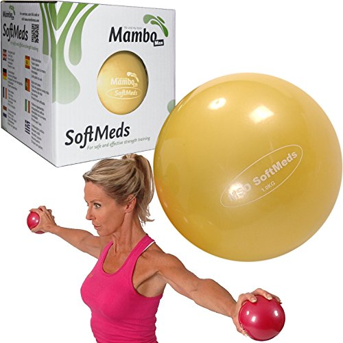 4a2c477287723 MSD Softmed 1 kg Soft Medicine Ball 12 cm Inflatable Ball Weights Pilates  Fitness