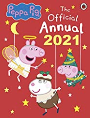 Peppa Pig: The Official Annual 2021