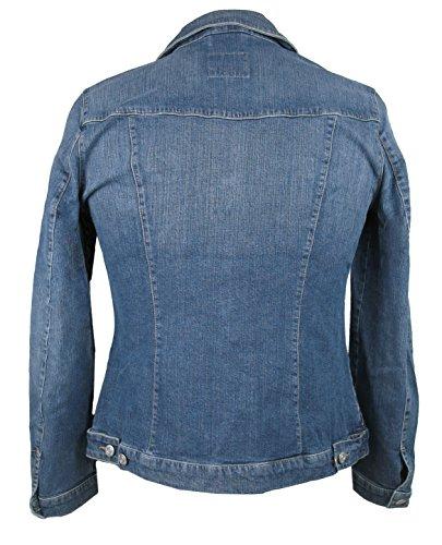 Bogner Damen Jeans Jacke blue Gr.:36