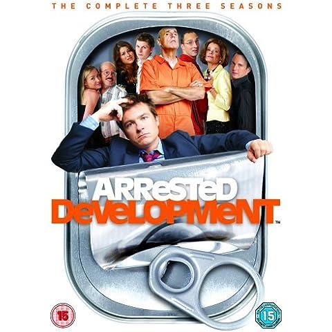 Arrested Development-Series 1-3