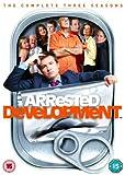 Arrested Development - Complete S1-3 (8 Dvd) [Edizione: Regno Unito] [Edizione: Regno Unito]