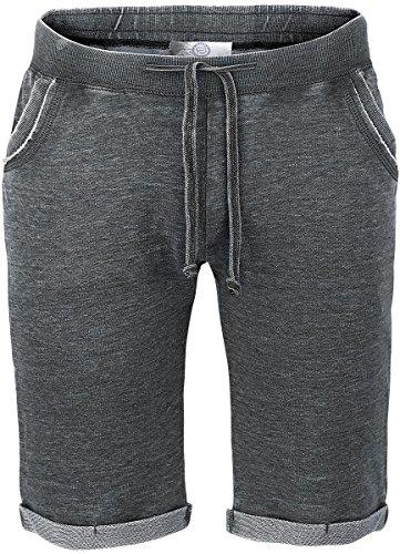 R.E.D. by EMP Burnout Shorts Pantaloncini donna antracite XS