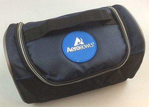 Aero Schalen comfitpro Zwei Schalen Tasche Blau - navy