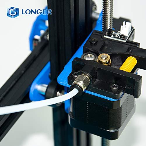 LK1 DIY 3D Drucker LONGER FDM Kit 300 * 300 * 400mm Große Druckgröße mit 2,8-Zoll-Vollfarb-Touchscreen - 4