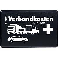 Verbandkasten f.Kfz DIN13164:2014-01 aus Kunststoff 260x160x80mm hochschlagzäh preisvergleich bei billige-tabletten.eu