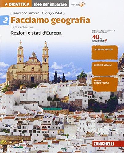 Facciamo geografia. Per la Scuola media. Con e-book. Con espansione online: 2
