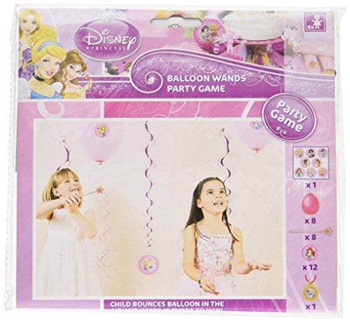 SD Prinzessin Ballon Reinigungsstäbe (Mädchen Pirate Dress Up)