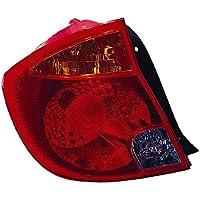 58610 FARO GRUPPO OTTICO POSTERIORE SX Hyundai ACCENT 4/5 PORTE 2003/02-2006/03
