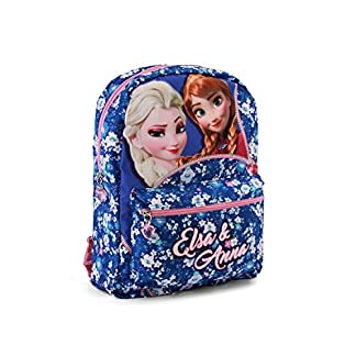51eKK%2BSZGJL. SS324  - Karactermania Frozen Zipper Mochila Infantil Reversible