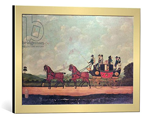 framed-art-print-john-cordrey-the-dartford-crayford-and-bexley-stagecoach-decorative-fine-art-poster