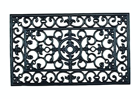 William Armes Wrought Iron Effect, 75 x 45 cm
