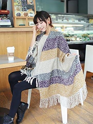 Kimberleystore Mode Couverture confortable chaud surdimensionné Écharpe Wrap Châle Plaid douillet pour femme