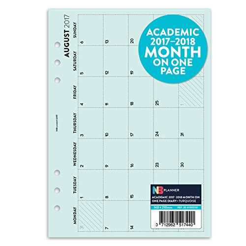 academic-2017-2018-month-on-one-page-planner-refill-insert-filofax-a5-compatible-turquoise-pastel