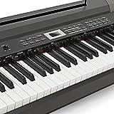 Piano de scène SP4000 par Gear4music avec Stand et pédalier
