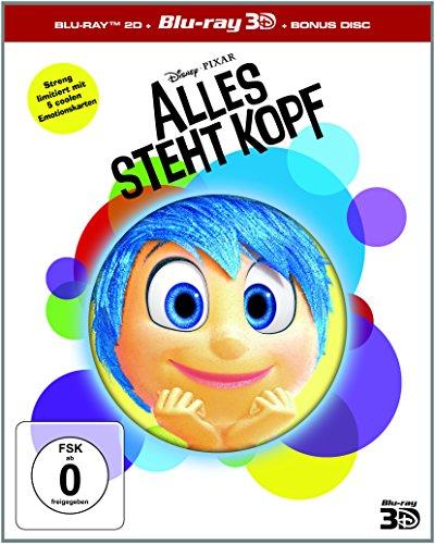 Bild von Alles steht Kopf [3D Blu-ray] [Limited Edition]