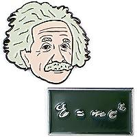 Unemployed Philosophers Guild 14970Albert Einstein Pins