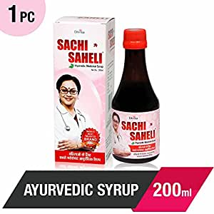 Sachi Saheli Ayurvedic Syrup For Women 200ml